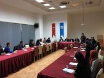 HİLMİ BİLGİN - Sivas Kent Konseyi Gençlik Meclisi Yönetim Kurulu Toplantısı