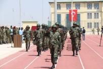 SOMALİ CUMHURBAŞKANI - Somali'de TGK Komutanlığında 1. Dönem Piyade Bölüğü Eğitimi Tamamlandı