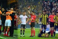 KENDİ KALESİNE - Süper Lig'de 17 haftada 461 gol