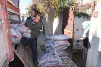 ADIYAMAN VALİLİĞİ - Suriye, Irak Ve Afganistanlı Ailelere Kömür Yardımı