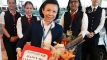 SINGAPUR - THY'den Hollandalı Çifte Yıl Dönümü Sürprizi