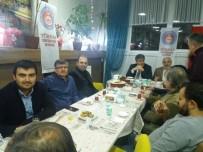 HASAN ÇOBAN - TÜRKAV Eskişehir Şubesinden İstişare Toplantısı