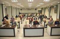 HARRAN ÜNIVERSITESI - Üniversiteden Dereceyle Mezun Olan 20 Genç Büyükşehir Belediyesinde İş Başı Yaptı