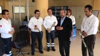 KANUN TEKLİFİ - Ünüvar Açıklaması '10 Bin Paramedik Kahramanca Hizmet Ediyor'
