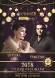 ARABESK - Yılbaşı Gecesine Winner İncek Damga Vuracak