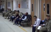 GIDA ZEHİRLENMESİ - Zehirlenen Askerlerin 26'Sı Taburcu Edildi