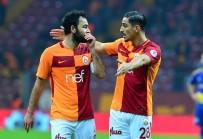 EREN DERDIYOK - Ziraat Türkiye Kupası Açıklaması Galatasaray Açıklaması 3 - Bucaspor Açıklaması 0 (Maç Sonucu)