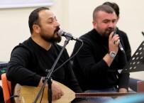 AHMED-I HANI - AİÇÜ Öğrencileri Doğubayazıt'ta Öğrencilere Konser Verdi