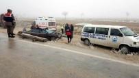 AİLE HEKİMİ - Aile Hekimi Kazada Hayatını Kaybetti