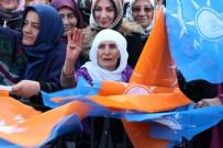 YÜZÜNCÜ YıL ÜNIVERSITESI - AK Parti İl Başkanı Türkmenoğlu'na Görkemli Karşılama