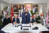 UĞUR AYDEMİR - AK Parti'li Aydemir'den Akhisar Teşkilatına Tebrik Ziyareti