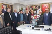 İSMAIL BILEN - AK Parti'li Vekiller Akhisar'da Partililerle Buluştu