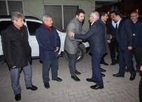 GÖKMEN - AK Parti'li Vekillerden Saruhanlı Teşkilatına Ziyaret