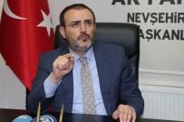MAHİR ÜNAL - AK Partili Ünal'dan CHP'li Aldan'ın Sözlere Sert Eleştiri