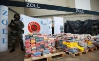 HAMBURG - Almanya'da 2017 Yılında 7 Ton Kokain Ele Geçirildi