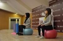 ANNE ADAYLARI - Anne Adayları Doğuma Pilates İle Hazırlanıyor