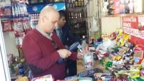 ALKOL SATIŞI - Antalya'da yılbaşı öncesi kaçak içki kontrolü