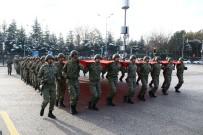 DENIZ HARP OKULU - Askerler Başkent Sokaklarını İnletti
