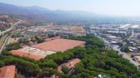 PİKNİK ALANI - Aydın Tekstil Alanı Projesi Onaylandı