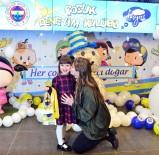 AYŞE ŞULE BILGIÇ - Aziz Yıldırım, Düşyeri Çocuk Deneyim Kulübü'nde Etkinliğe Katıldı