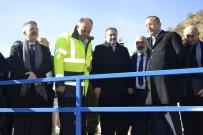 ALİ FUAT ATİK - Bakan Eroğlu, Çetin Barajı'nda İncelemelerde Bulundu