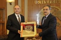KONYA VALİSİ - Bakan Özlü'den Selçuk Üniversitesi'ne Ziyaret