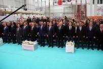 KÜRESELLEŞME - Bakan Özlü Konya'da