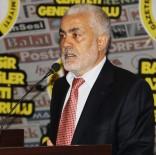 KALİFİYE ELEMAN - Balıkesir Gazeteciler Cemiyeti 56 Yaşında