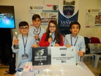 MEHMET GÜNAYDıN - Başakşehir Lıvıng Lab İnovasyon Yarışmasında SANKO Başarısı
