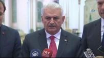 ABDÜLAZIZ EL SUUD - Başbakan Yıldırım Açıkladı Açıklaması Türkiye'ye Geliyor