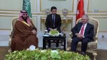 ABDÜLAZIZ EL SUUD - Başbakan Yıldırım Açıklaması 'Suudi Arabistan Ve Türkiye Bölgede Barışın Hakim Olması İçin İki Kilit Ülkedir'