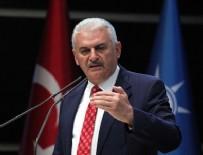 ESENBOĞA HAVALIMANı - Başbakan Yıldırım'dan Abdullah Gül'e KHK yanıtı