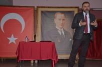 GENEL KÜLTÜR - Başkan Erener Görele Hasan Ali Yücel Yücel Ortaokulu Öğrencilerinin Konuğu Oldu