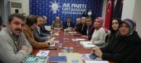 Başkan Gümrükçüoğlu AK Parti Ortahisar İlçe Teşkilatı İle Buluştu