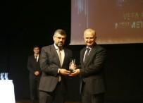 METİN KÜLÜNK - Başkan Keskin, SUGİAD'ın Ödül Törenine Katıldı