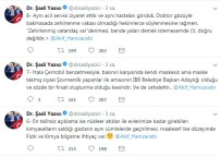 MEDYA KURULUŞLARI - Başkan Yazıcı'dan Hamzaçebi'nin İddialarına Sosyal Medyadan Cevap