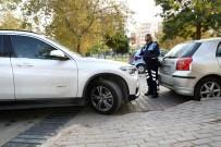 KARABAĞ - Bayraklı'da Trafik Denetimleri Sıklaştı