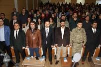 BATı ÇALıŞMA GRUBU - Bismil'de 'Medya Ve Algı Yönetimi' Semineri Verildi