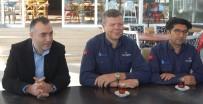UZAKTAN KUMANDA - Çayeli Bakir İşletmeleri'nin Avusturalyalı Genel Müdürü Anderson'dan Rize'ye Veda