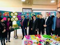 HAKAN ÖZARSLAN - 'Çocuk Bakım Elemanı Yetiştirme' Kursu Yılsonu Sergisi Açıldı