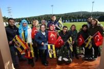 CAN BARTU - Denizli'den Fenerbahçe'ye Özel Konuklar