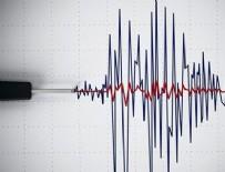 EGE DENIZI - Ege Denizi'nde korkutan deprem!