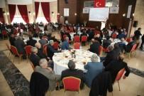 MUHTARLIKLAR - Elazığ'da 'Şehir Buluşmaları' Programı
