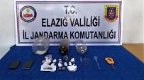 Elazığ'da Uyuşturucu Operasyonu Açıklaması 3 Tutuklama