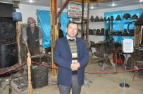 DEMIRCILIK - Geçmiş Dönemlere Ait 5 Bine Yakın Eşyayla Sergi Salonu Kurdular