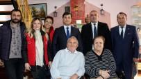 KıRKPıNAR - Gençlik Spor İl Müdürü Öztürk'ten Başaran Ve Özyiğit'e Vefa