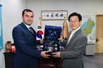 KÜLTÜR SANAT MERKEZİ - Güney Kore- Türkiye Diplomatik İlişkileri Geliştiriyor