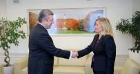 GÜRCİSTAN BAŞBAKANI - Gürcistan Başbakanı, Türkiye'nin Gürcistan Büyükelçisi İle Görüştü