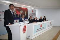 GÖKMEN - İki İlçe Teşkilatı Ortak İstişare Toplantısı Düzenledi