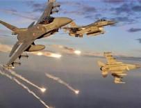 PKK - Irak'ın Kuzeyine yönelik hava harekatı